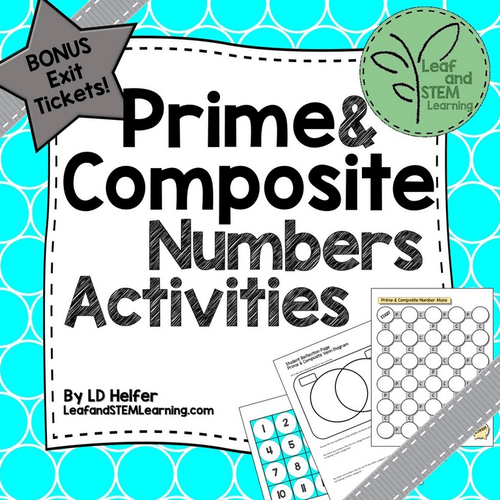 Quizizz Question Set Wildcat prime and composite – Prime and Composite Numbers Worksheets