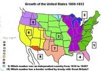 Westward Expansion Quiz Quizizz - Us territorial acquisitions