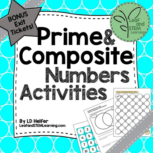 Quizizz Question Set prime and composite – Prime and Composite Numbers Worksheet