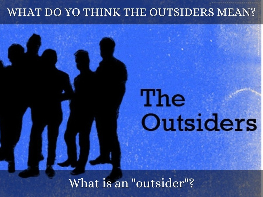 question set the outsiders themes which of the following examples supports the theme importance of friendship in the outsiders