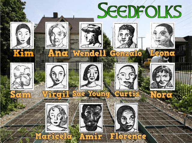 Seedfolks Amir Chapter