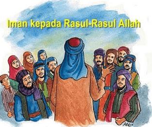 Iman Kepada Rasul Religious Studies Quizizz