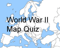Map of Europe - WWII | European History Quiz - Quizizz