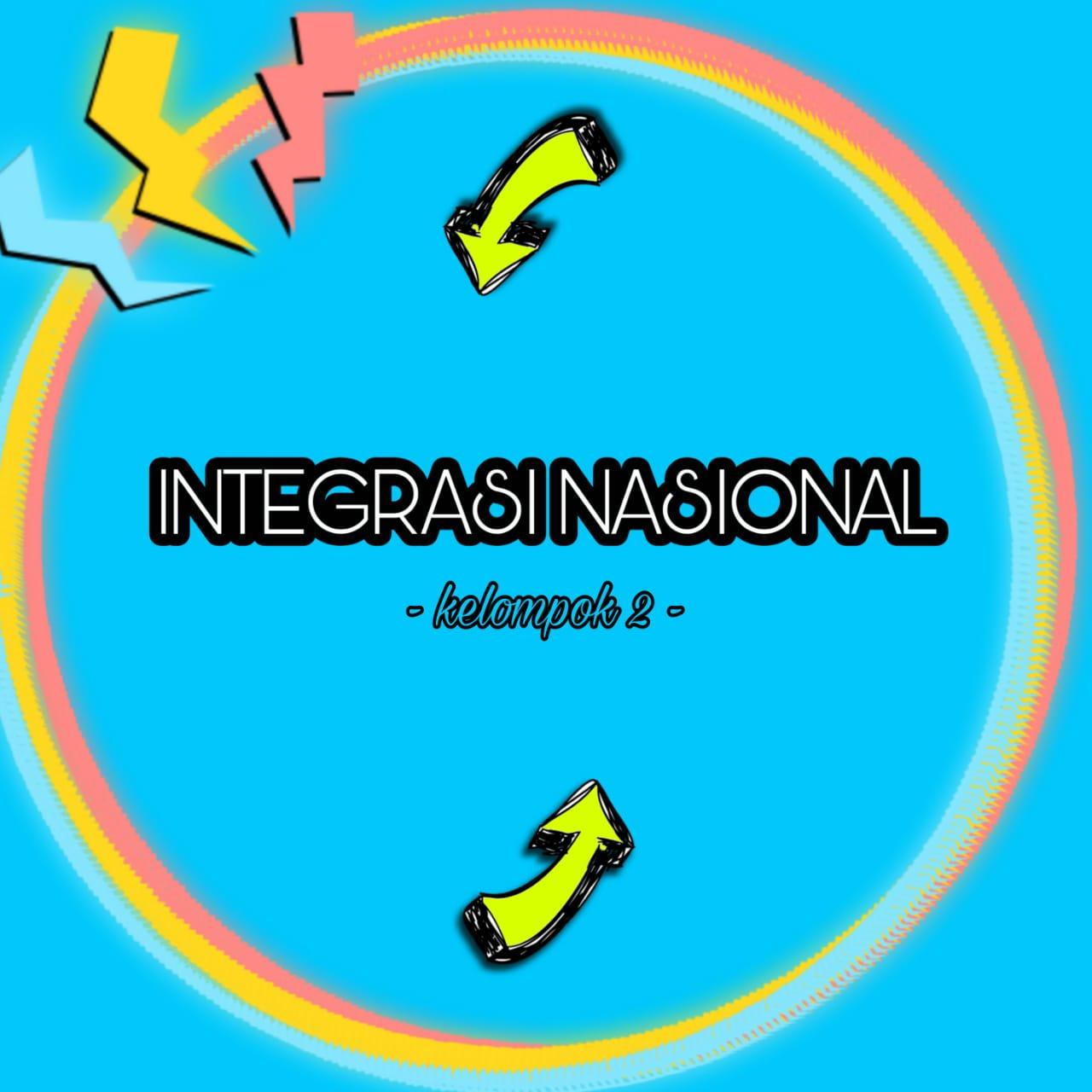 Integrasi Nasional Kelompok 2 Quiz Quizizz