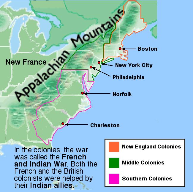 French And Indian War American History Quiz Quizizz