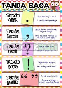 Bahasa Melayu Tanda Baca Education Quiz Quizizz