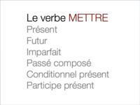 Conjugaison Verbe Mettre Other Quiz Quizizz