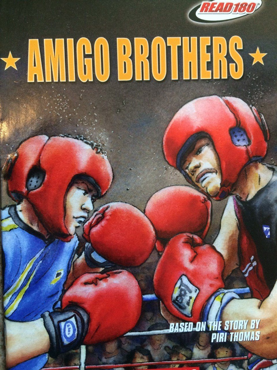 Amigo Brothers | English Quiz - Quizizz
