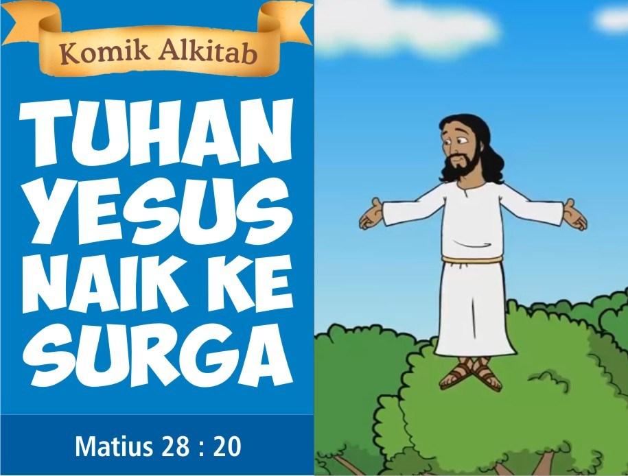 Tuhan Yesus Naik Ke Surga Religious Studies Quiz Quizizz