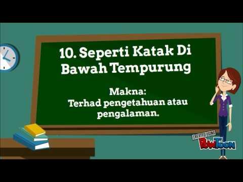 Peribahasa Education Quiz Quizizz