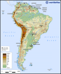 Geography - Latin America Physical Features Quiz - Quizizz