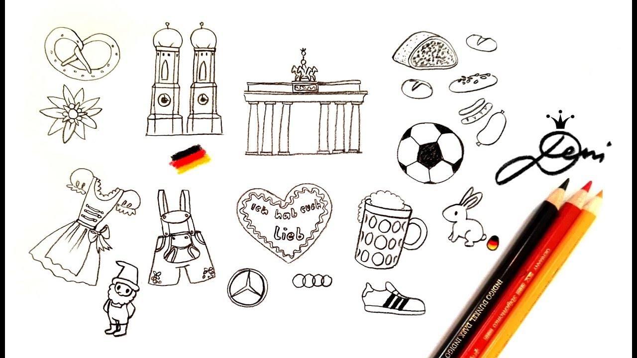 Deutschland Frankreich München