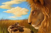 The Lion and the Mouse | Literature Quiz - Quizizz