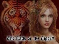 summary of the story the lady or the tiger