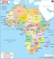 African Capitals Map Quiz on 50 states map capitals, map australia capitals, map fashion capitals,