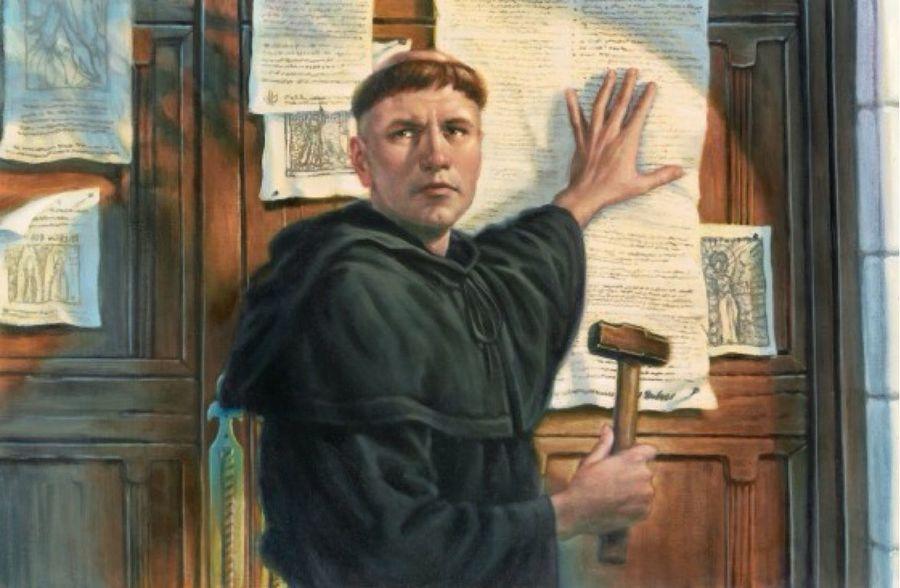 Martin Luther Teesit