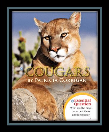 Lesson 10 Cougars Reading Quiz Quizizz