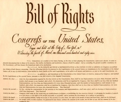 picture about Bill of Rights Quiz Printable identified as Monthly bill of Legal rights American Background Quiz - Quizizz