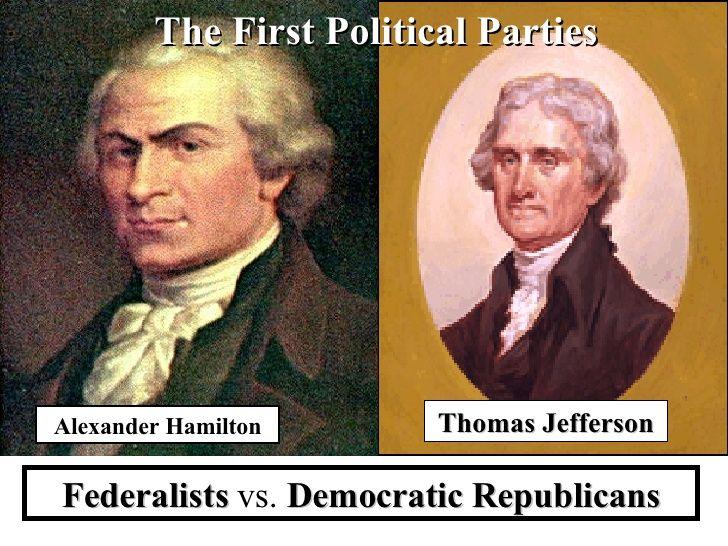 photograph regarding Democrat or Republican Quiz for Students Printable titled Federalists vs Democratic Republican Quiz - Quizizz