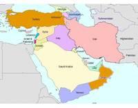 Southwest Asia Map Quiz | Other Quiz - Quizizz