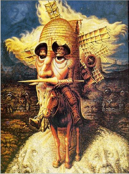 El ingenioso hidalgo Don Quijote de La Mancha Quiz - Quizizz