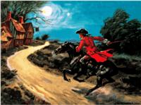 the highwayman poem setting