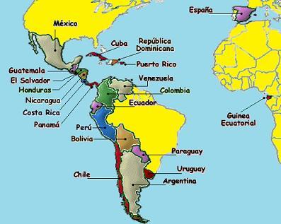Spanish Speaking Countries & Their Capitals Quiz - Quizizz