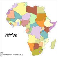 Africa Map Test Practice | Other Quiz - Quizizz