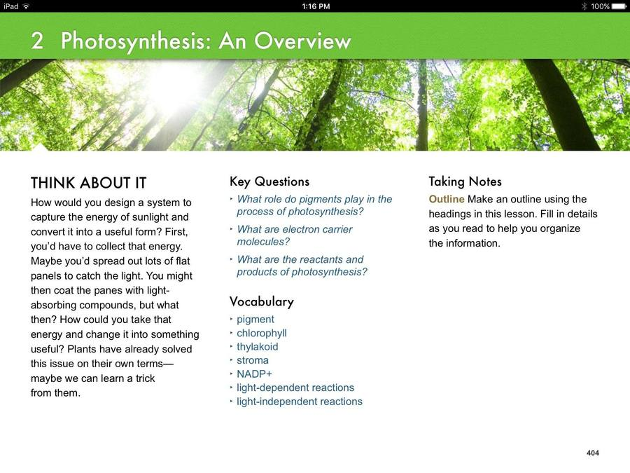 8.2 Photosynthesis: An Overview Quiz - Quizizz