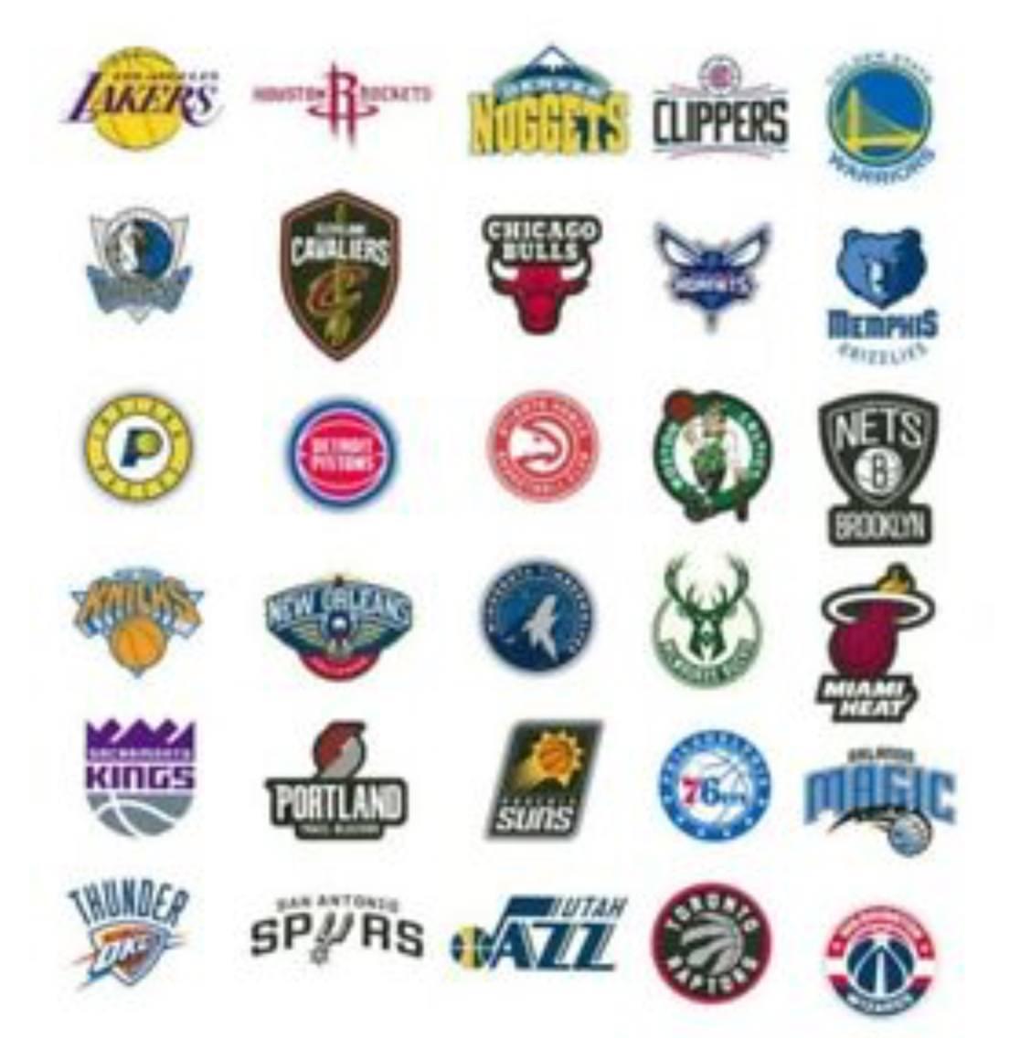 Nba Teams Sports Quiz Quizizz