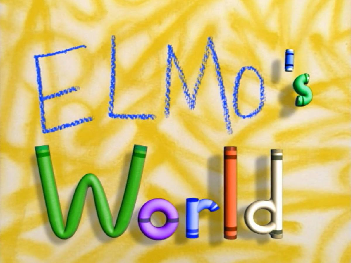 Elmo S World Guess What Elmo Is Thinking About Today Quiz