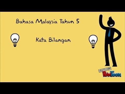 Bahasa Melayu Tahun 5 Kata Bilangan Other Quiz Quizizz