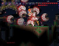 Terraria Bosses Other Quizizz Solar eclipses spawn after 1 mech boss has been defeated with a 5 percent chance kill all mech bosses and you get a mothron boss in eclipse. terraria bosses other quizizz