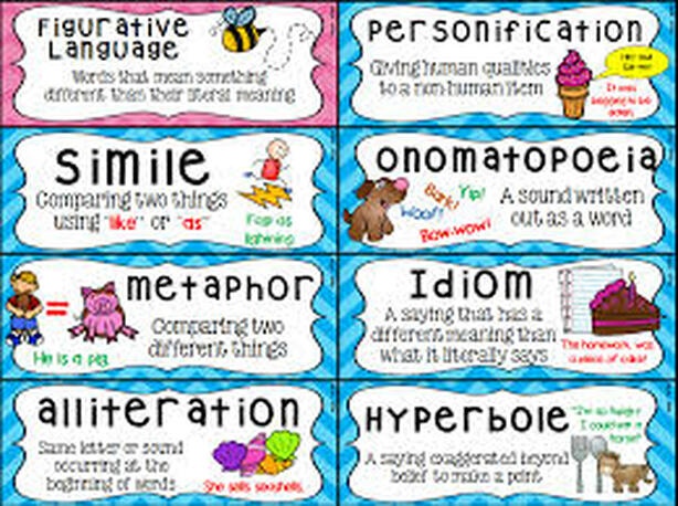 Figurative Language | Other Quiz - Quizizz