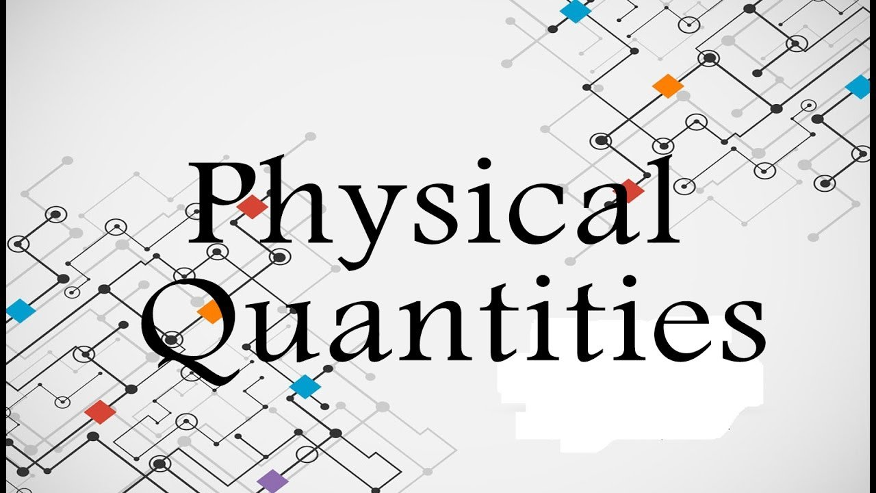 chapter 1 : physical quantities and measurement Quiz - Quizizz